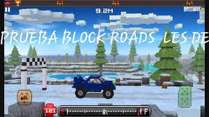 road apk blocky road apk juego completo