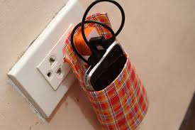diy phone charger how to make a cell phone charger holder 5 steps with pictures