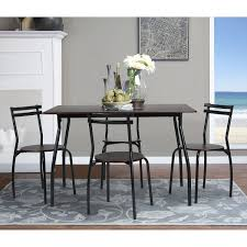 kitchen round table set marvelous round table dining room sets coavas 5pcs dining set table kitchen furniture kitchen table rectangle dining table round dining chair dinning set