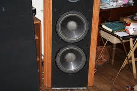 infinity rs kappa 9 floorstanding speakers fully functional