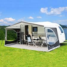 Eriba Awning Walker Weekender Sun Canopy For Trigano Silver 420 430 Caravans