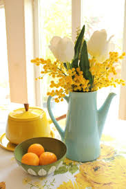 Orange Kitchen Accessories by Best 25 Yellow Kitchen Decor Ideas Only On Pinterest Kitchen