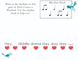 let u0027s read half notes rhythm for second grade u2014 we are the music