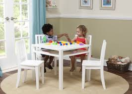 play table and chairs wood table and chairs delta children