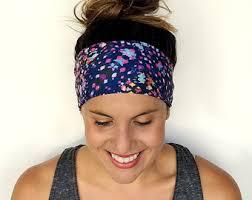 wide headband wide headband etsy