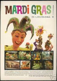 vintage mardi gras vintage travel and tourism ads of the 1960s page 21