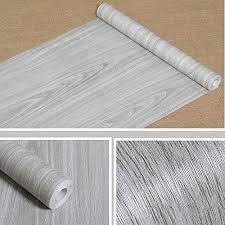 contact paper simplelife4u light gray wood grain contact paper self adhesive vinyl