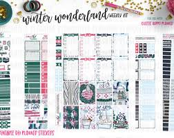 printable country stickers country life weekly printable planner kit planner stickers
