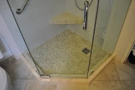 Porcelain Tile For Bathroom Shower Wave Tile Shower Higher Standard Tile And