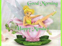good morning happy monday tinkerbell pictures photos images