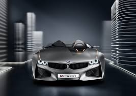 bmw vision connecteddrive concept car to be showcased in pavilion
