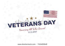 happy veterans day greeting card usa stock vector 736363141