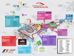T Mobile Tower Map Know Before You Go 2017 Formula 1 United States Grand Prix