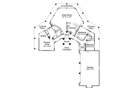 southwest style home plans 206 best featured home plans images on floor plans