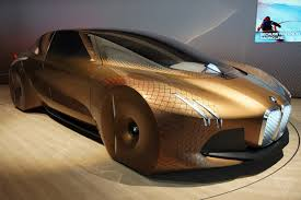 real futuristic cars bmw u0027s vision next 100 is the concept car of my childhood dreams