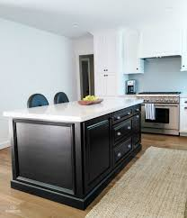 cad interiors affordable stylish interiors modern interior kitchen design dark wood black island white cabinets
