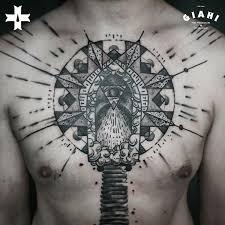chest piece tattoo best tattoo ideas gallery