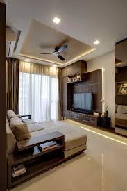 Simple False Ceiling Design Photos For Living Room
