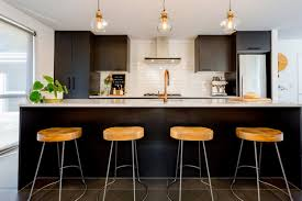 black kitchen cabinets nz modern black melamine kitchen panelform new zealand