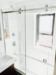 Shower Door Nyc Sliding Glass Shower Doors Glass Factory Nyc