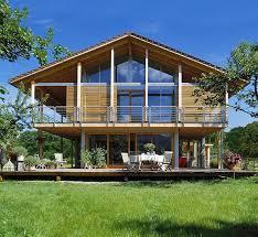 moderne holzhã user architektur architekt bau baufritz design designhaus konzept georg