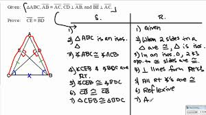 Cpctc Worksheet Answers Geometry Proofs Images Search