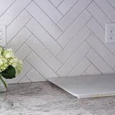 Herringbone Tile Floor Kitchen - ideas u0026 tips interesting herringbone backsplash for kitchen