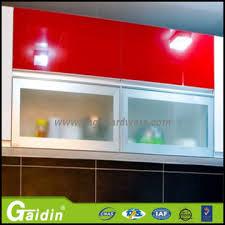 kitchen glass cabinet door manufacturer l09c china aluminum profile kitchen cabinet doors frame