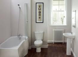 bathroom simple elegant bathroom design with free standing white