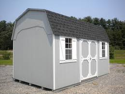 Pine Creek 12x24 Dutch Garage by Bargain Structures In Stock Pine Creek Structures