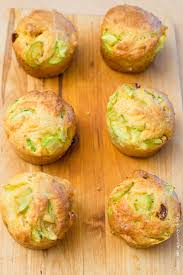 cuisiner courgettes muffins courgettes et chorizo