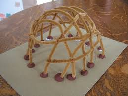 almost unschoolers pipe cleaner wigwam