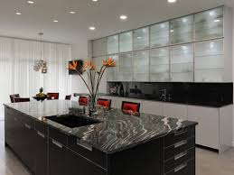 kitchen cabinets aluminum glass door glass kitchen cabinet doors modern cabinets design ideas