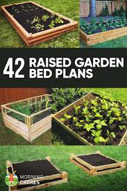 Diy Garden Bed Ideas 42 Diy Raised Garden Bed Plans Ideas You Can Build In A Day