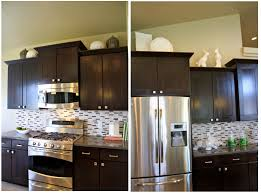 Decorating Over Kitchen Cabinets Decorating Above Kitchen Cabinet Design Over The Ideas White Decor