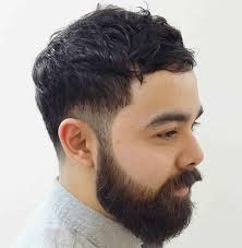 haircuts for men with thick hair best hairstyle for every one