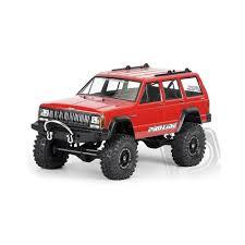 jeep nukizer axial karoséria číra 1992 jeep cherokee