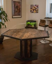 reclaimed wood furniture entry eclectic with rustic sideboard
