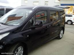 ford tourneo connect vans club