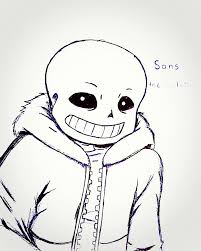 image learn draw sans undertale step drawing