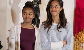 malia and obama are so done with their s turkey pardon