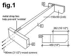 Folding Picnic Table Instructions by Folding Picnic Table Individual Pieces Diy Ideas Pinterest
