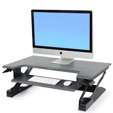 Best Desk For Imac 27 5 Products That Convert Your Sitting Desk Into A Standing One Cnet