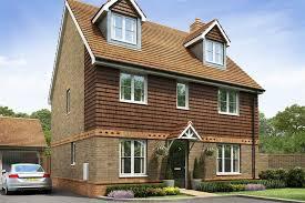 5 bedroom home the stanton plot 316 wimpey