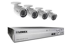 Channel 4 San Antonio Texas Hd 1080p 8 Channel 4 Camera Security System Lorex