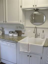 remodelaholic beautiful white kitchen before and after