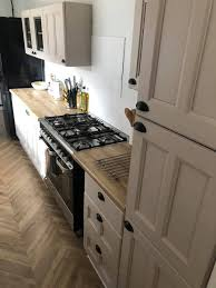 painting kitchen cabinets frenchic diy fanatic completely transforms three bed house in three
