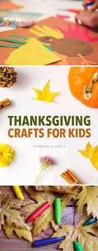 kid friendly thanksgiving decorations crafts primrose schools