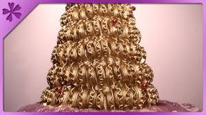 diy pasta christmas tree eng subtitles speed up 39 youtube