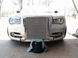 new custom made intercooler chrysler 300c forum 300c u0026 srt8 forums
